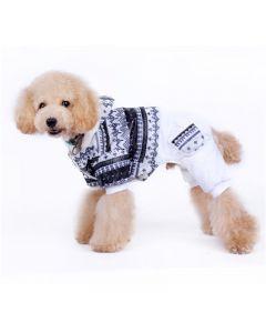 manteau 4 pattes d'hiver chien