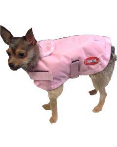 Cape rose pour chien