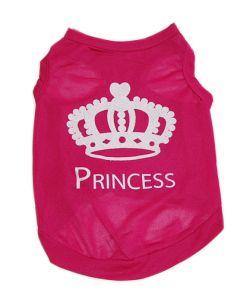 Vêtement princess pour chien