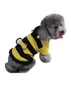 Manteau abeille pour chien