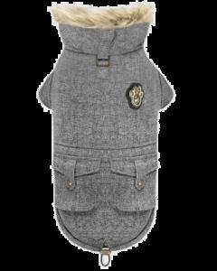 Manteau gris Alaskan pour chien Canada Pooch