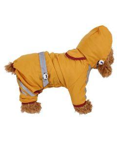 Imperméable jaune pour chien